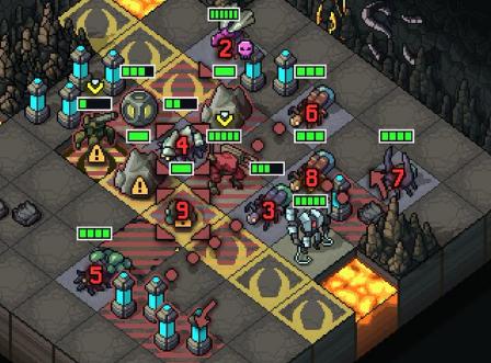 Into the breach screenshot